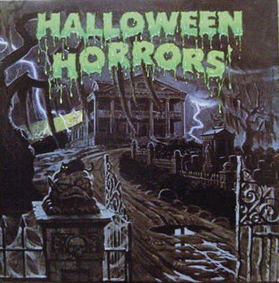 HALLOWEEN HORRORS - THE SOUNDS OF -