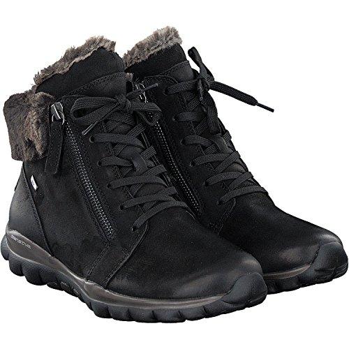 Rollingsoft 956 47 Ankle Women's 76 Boot Comfort Gabor Nero TwxzqHC