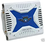 nissan murano ip - Pyle Hydra Marine Amplifier - Upgraded Elite Series 1000 Watt 4 Channel Bridgeable Amp Tri-Mode Configurable, Waterproof,  MOSFET Power Supply, GAIN Level Controls and RCA Stereo Input(PLMRA420)