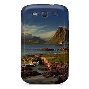 Defender Case For Galaxy S3, Isl Coast Pattern
