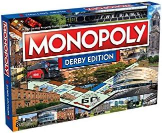Monopoly Derby Edition Board Game [Importación inglesa]: Amazon.es: Juguetes y juegos