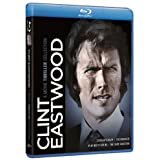 Clint Eastwood 4-Movie Thriller Collection: Coogan's Bluff / The Beguiled / Play Misty For Me / The Eiger Sanction [Blu-ray]