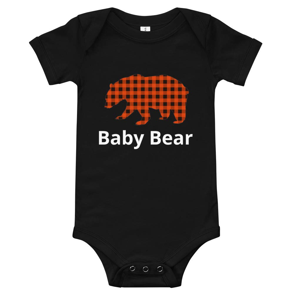 Barking At A Boutique Baby Bear Onsie