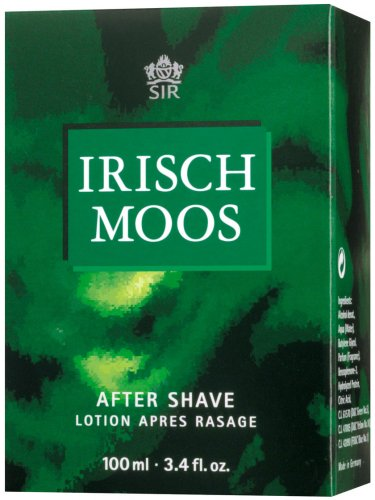 Irish Moos, After Shave, 100ml