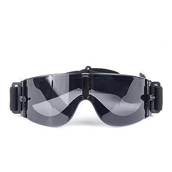 Paul03Daisy Gafas Tacticas Militares,Polarizado Gafas De Sol Gafas De Militares del Ejército De Insert