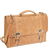 Ropin West Briefcase (Natural)