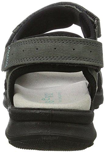 Legero Siris Dames Open Sandalen Met Sleehak Wit (lavagna 98)