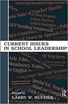 Book Current Issues in School Leadership