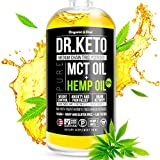 Best Mct Oils - Organic Diet Keto MCT Oil With Hemp Extract Review