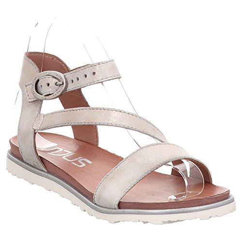 Mjus Damen Sandale Grau