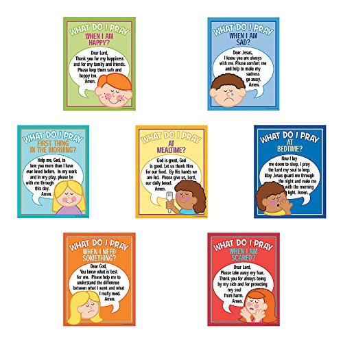 Children's Prayer Posters -