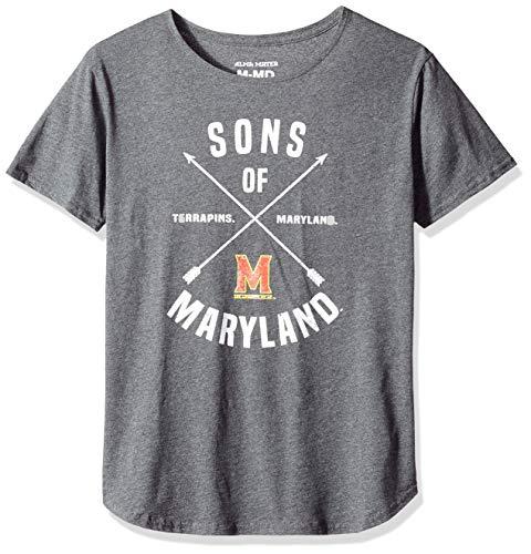 Alma Mater NCAA Mens Mens Recycled Short Sleeve T-Shirt