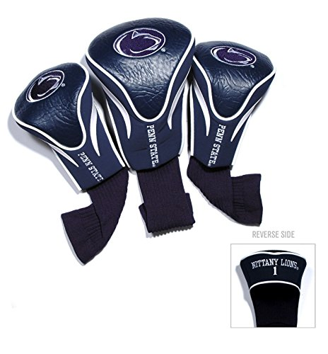 Penn State University Contour Sock Headcovers (3 (3 Contour Sock Headcovers)
