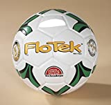 Sportime FloTek Soccer Balls - Size 5, set of 6