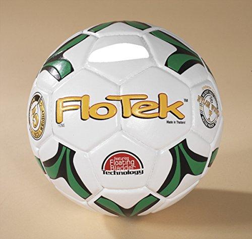 Sportime FloTek Soccer Balls - Size 5, set of 6 by Sportime
