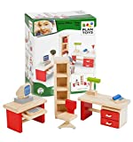 Plan Toy Doll House Office - Neo Style