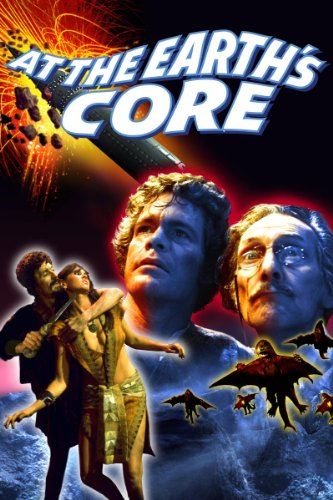 At The Earth's Core (Back To The Future 3 Jules Verne)