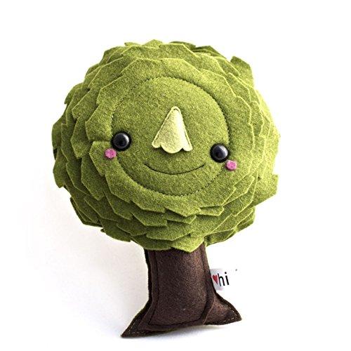 Maple Tree Plush Toy