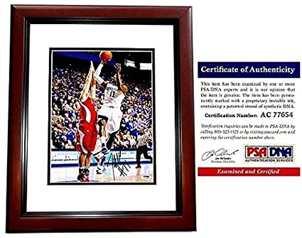 4b3f34fff Image Unavailable. Image not available for. Color  John Wall Autographed  Signed Kentucky Wildcats ...