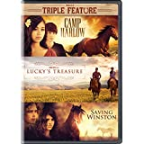 Camp Harlow / Lucky's Treasure / Saving Winston Triple Feature