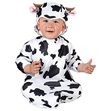 Cow costume baby - 0 to 6 months/ Newborn  sc 1 st  Amazon UK & Cow costume baby - 0 to 6 months/ Newborn: Amazon.co.uk: Toys u0026 Games