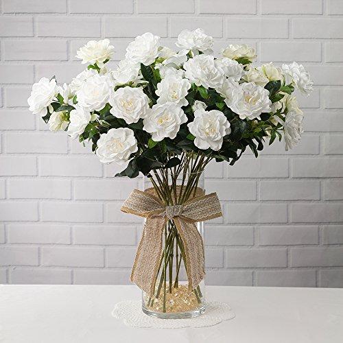 Quasimoon Gardenia Realistic Crafting PaperLanternStore
