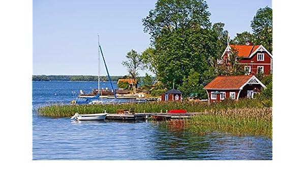 Suecia Estocolmo archipiélago de Estocolmo.: Amazon.es: Juguetes y juegos