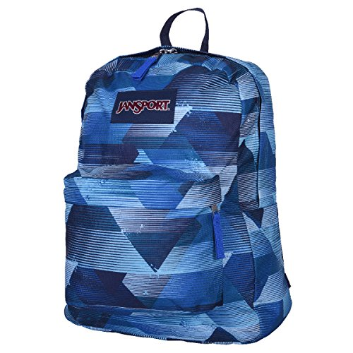 JanSport Unisex SuperBreak Multi Fast Lines Backpack by JanSport (Image #1)