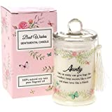 Aunty Gift Sentiment Candle Jar