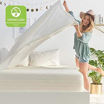 Amazon Com Brentwood Home Cypress Mattress Greenguard Gold
