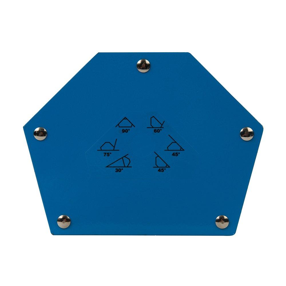 Silverline 529011 - Escuadra magnética para soldar (27,2 kg): Amazon.es: Industria, empresas y ciencia