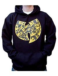 Wu-Wear Faces Hoodie Wu-Tang Clan Wu Tang Wear Hoody Sweater M-3XL
