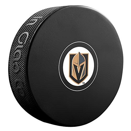 fan products of Las Vegas Golden Knights NHL Sher-Wood Souvenir Autograph Puck