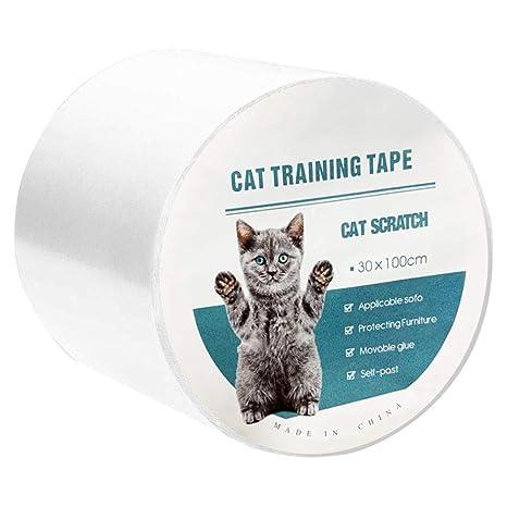 Goodtimera Cinta Anti-Garras para Gatos - Cinta de ...
