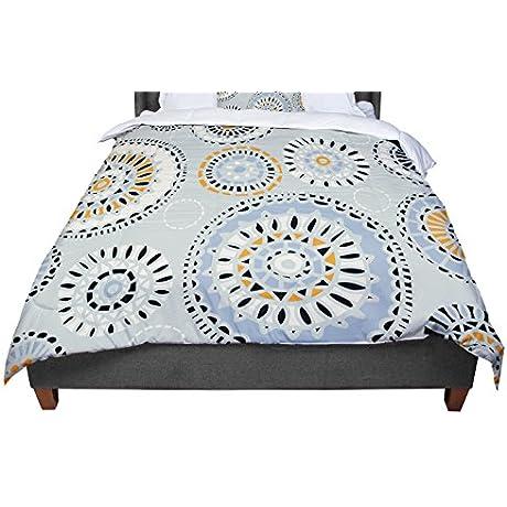 KESS InHouse Gill Eggleston Eastern Promise King Cal King Comforter 104 X 88