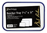 Jack Richeson Butcher Tray Palette, 7 x 11 in, Porcelain On Steel, White - JACK-400239