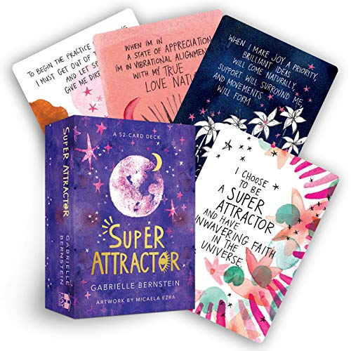 Super Attractor: A 52-Card Deck Cards – 5 Nov. 2019
