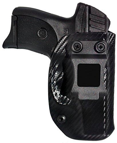 Black Jacket Holster IWB KYDEX Holster: fits Ruger EC9S, LC9, - Import It  All
