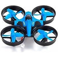 JJRC H36 Headless Mode 360° Flips One Key Return Mini Nano RC Quadcopter RTF Mode 2 Blue
