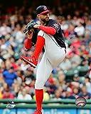 """Corey Kluber Cleveland Indians 2017 MLB Action Photo (Size: 8"""" x 10"""")"""