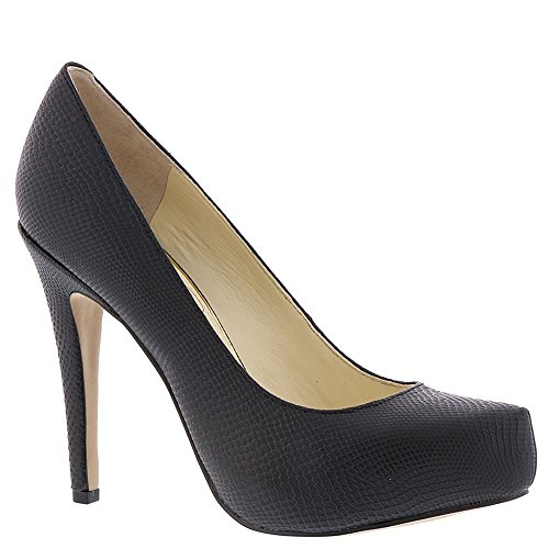 Jessica Simpson Parisah Womens Pump Black-snake