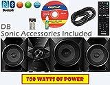 Best Dorm Room Speakers - Sony 700 Watt NFC Bluetooth Sound System w/ Review