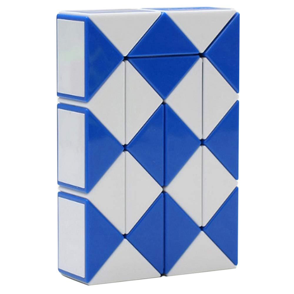 Pensenion マジックスネークツイストパズル Pensenion ツイストトイコレクション 24ウェッジマジックルーラーキューブ ブルー ツイストパズル ブルー B07PJQTGK6, お好み焼き こころ:84f0c6fc --- m2cweb.com