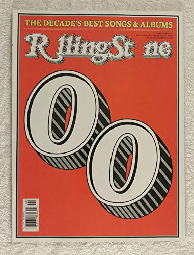 2000s - The Decade's Best Songs & Albums - Rolling Stone Magazine - #1094-1095 - December 24, 2009 - January 7, 2010 - No Address Label! (Best Music Albums 2000s)