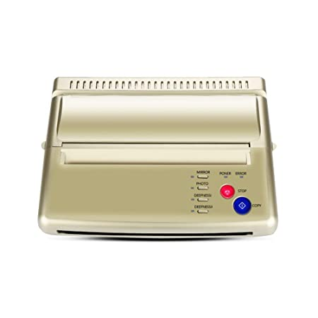 Máquina de la impresora de la transferencia del tatuaje Kit ...