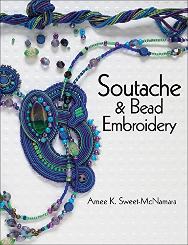 (Soutache & Bead Embroidery)