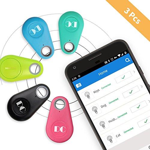 Dangchu-3pcs-Smart-Finder-Bluetooth-Locator-Pet-Tracker-Alarm-GPS-Tracker-Key-Wallet-Car-Kids-Pet-Dog-Cat-Child-Bag-Phone-Locator-Selfie-Shutter-Wireless-Anti-Lost-Alarm-Sensor-Random-color