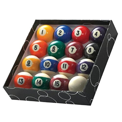 Professional Pool Balls - 8