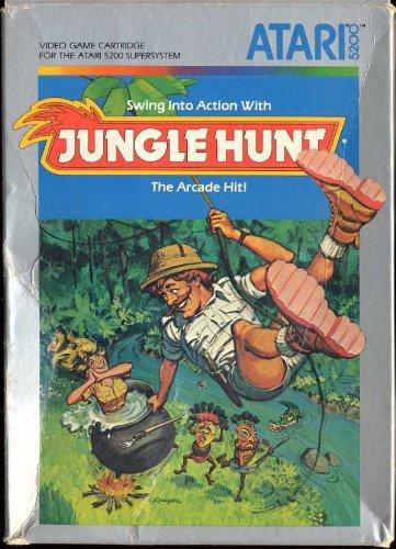 Jungle Hunt for Atari 5200