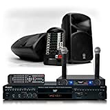 Yamaha Stagepas 600i 680W System / Acesonic DGX-218 CDG Karaoke Player offers